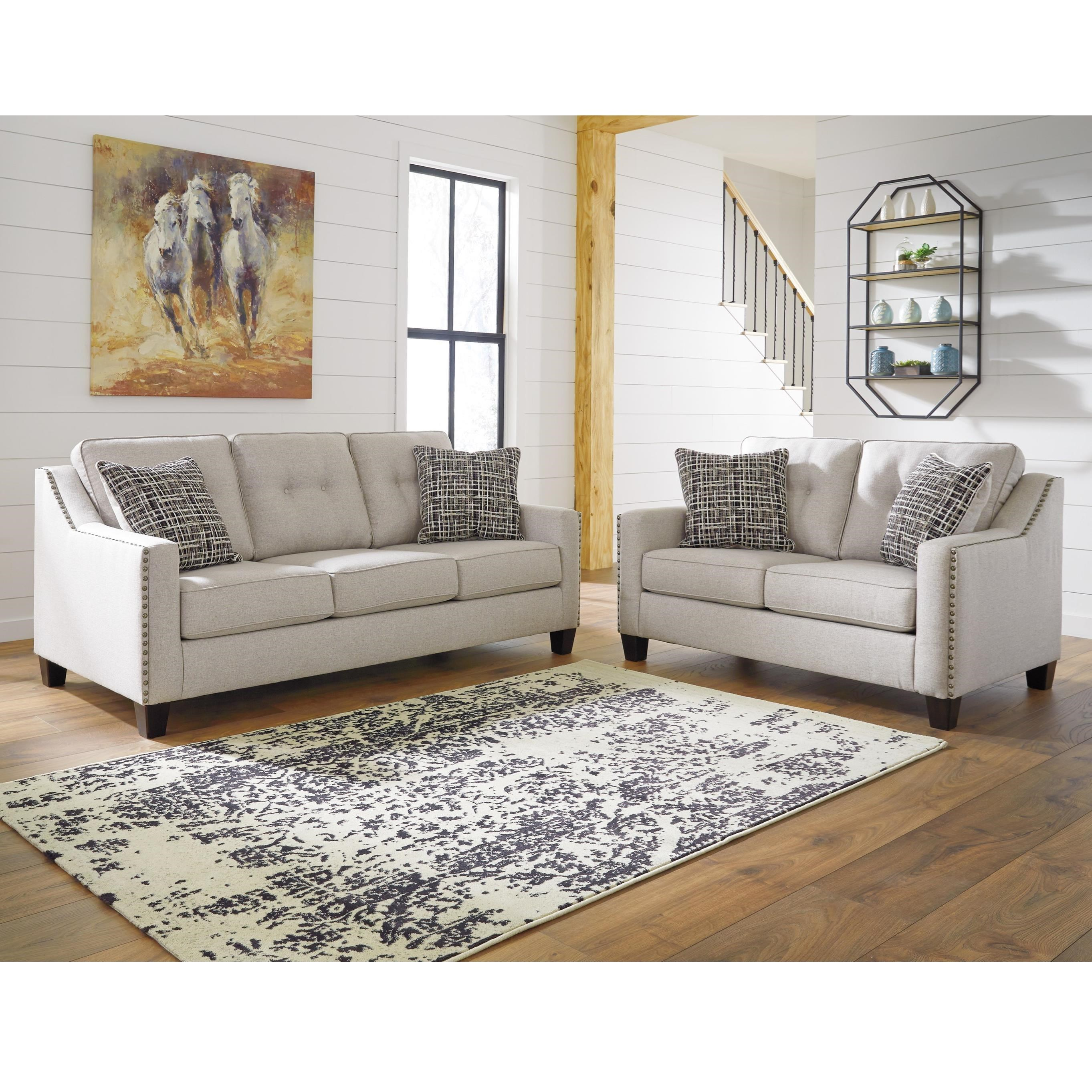 benchcraft chaise item sofa sectional number products sleeper left cupboard and furniture nuvella with kirwin
