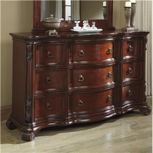 Benchcraft Martanny Dresser