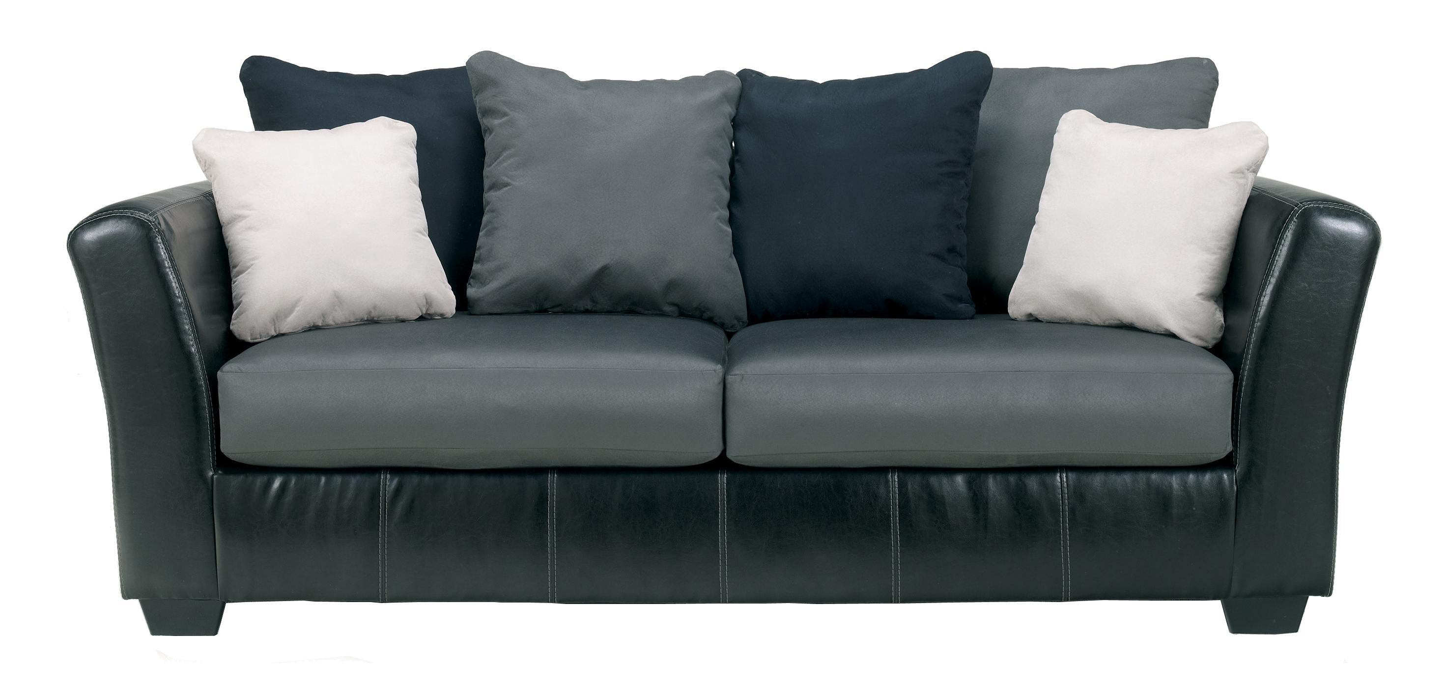 Ashley/Benchcraft Masoli - Cobblestone Sofa - Item Number: 1420038