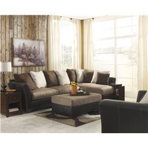 Ashley/Benchcraft Masoli - Mocha Stationary Living Room Group