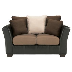 Ashley/Benchcraft Masoli - Mocha Loveseat