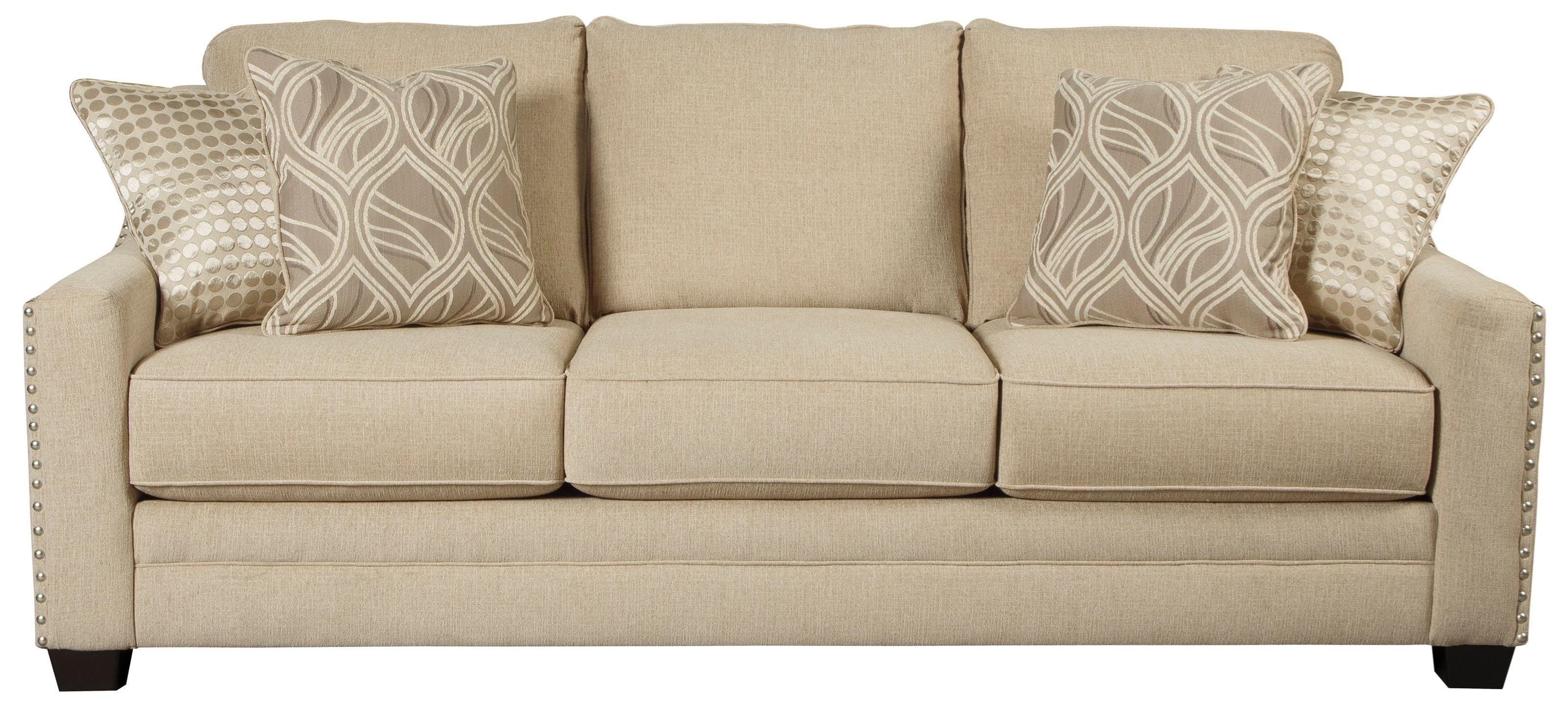 Benchcraft Mauricio Queen Sofa Sleeper - Item Number: 8160139