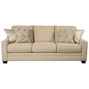 Ashley/Benchcraft Mauricio Queen Sofa Sleeper