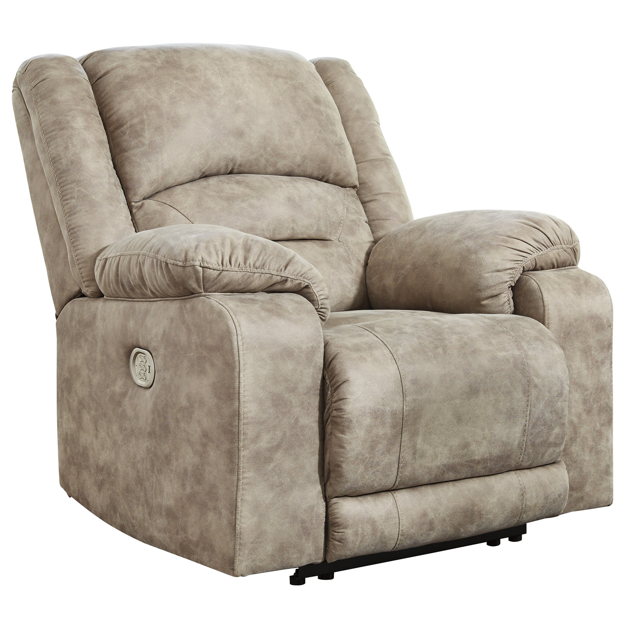 Benchcraft McGinty Power Recliner with Adjustable Headrest - Item Number: 5410113