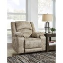 Benchcraft McGinty Power Recliner with Adjustable Headrest