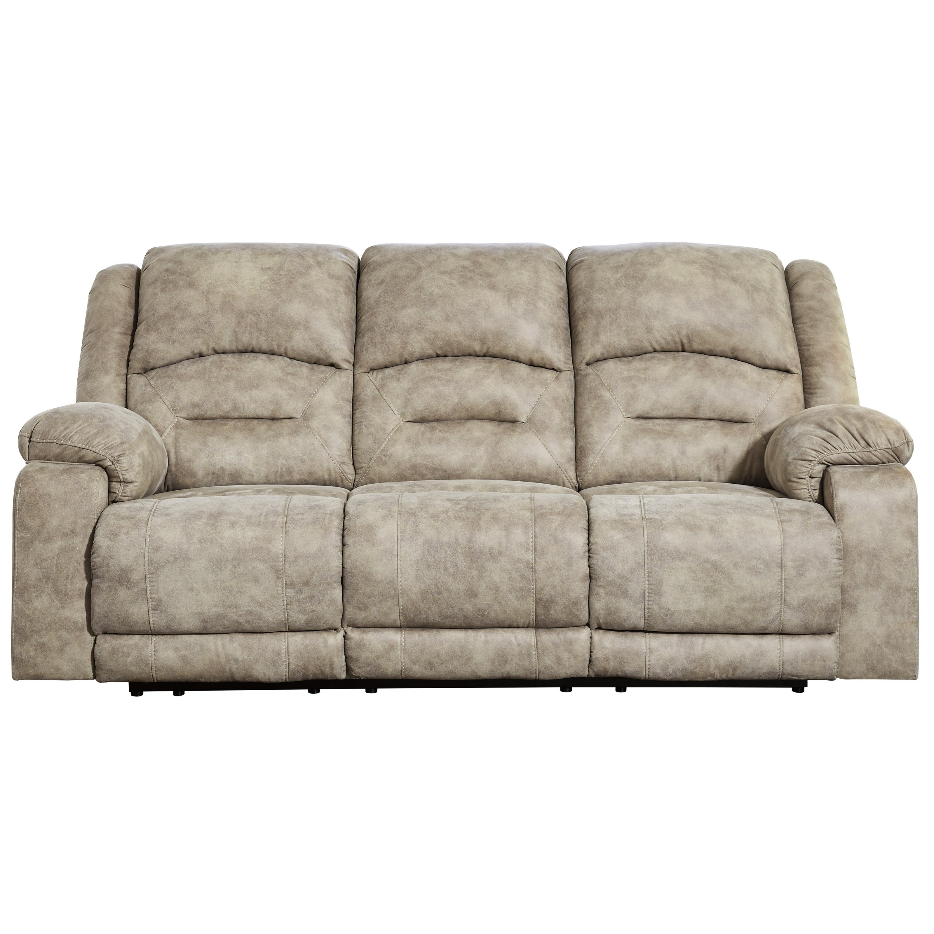 Benchcraft McGinty Power Reclining Sofa w/ Adjustable Headrest - Item Number: 5410115
