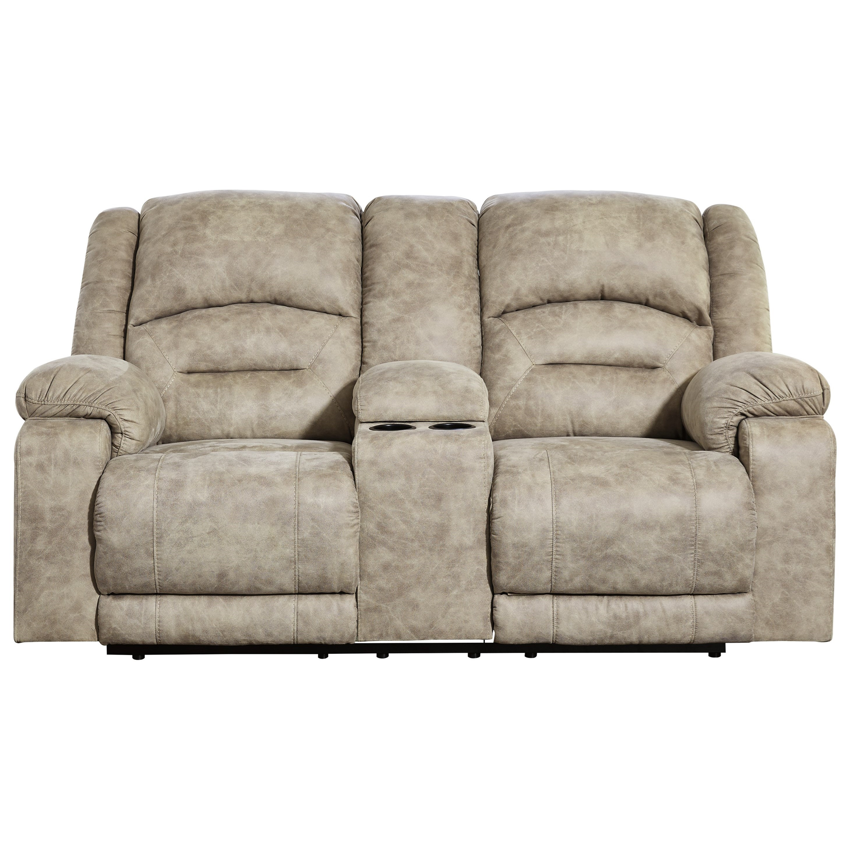 Benchcraft McGinty Power Reclining Loveseat - Item Number: 5410118