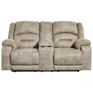 Benchcraft McGinty Power Reclining Loveseat
