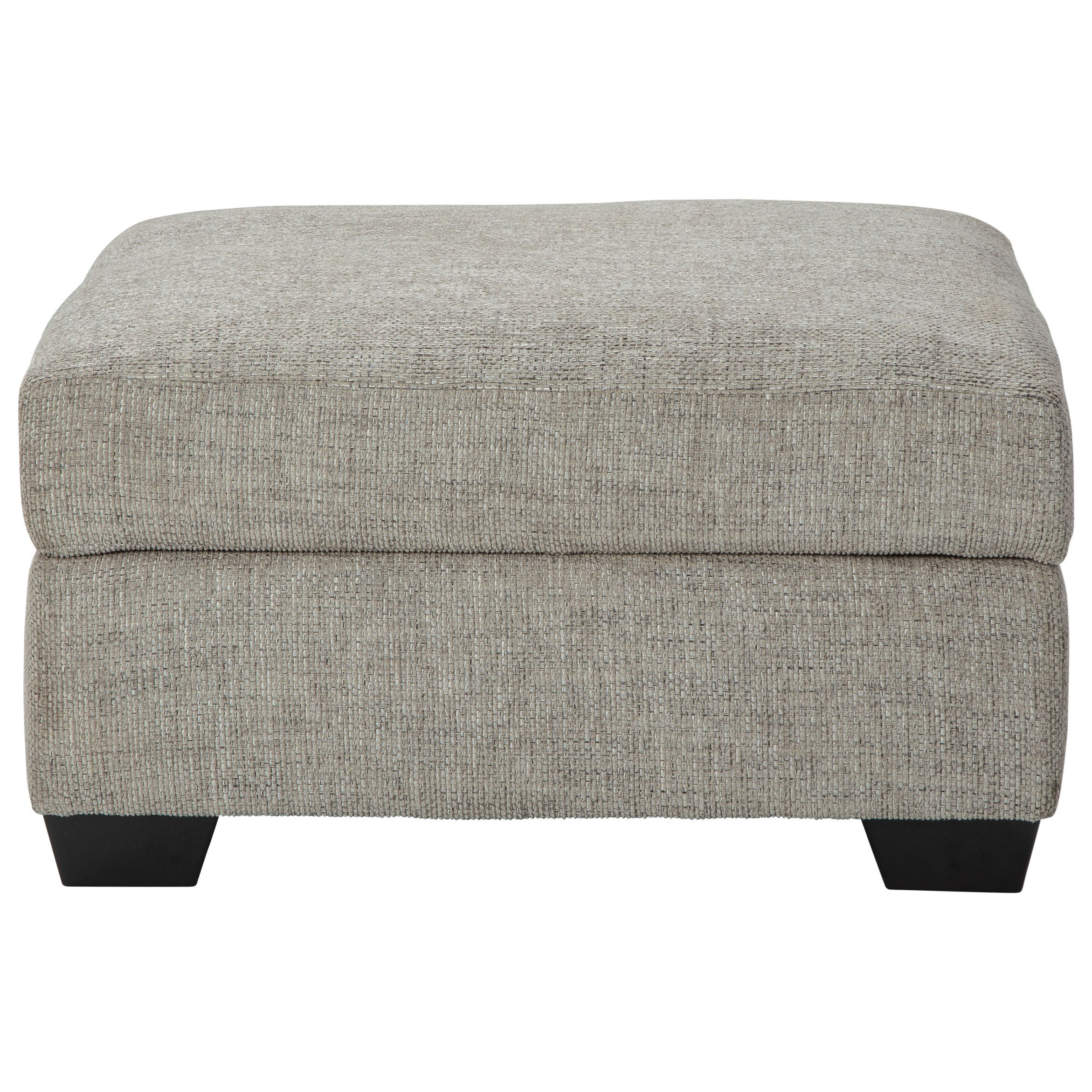 Megginson Ottoman with Storage by Benchcraft at Beck's Furniture