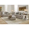 Benchcraft Melilla Stationary Living Room Group - Item Number: 28302 Living Room Group 2