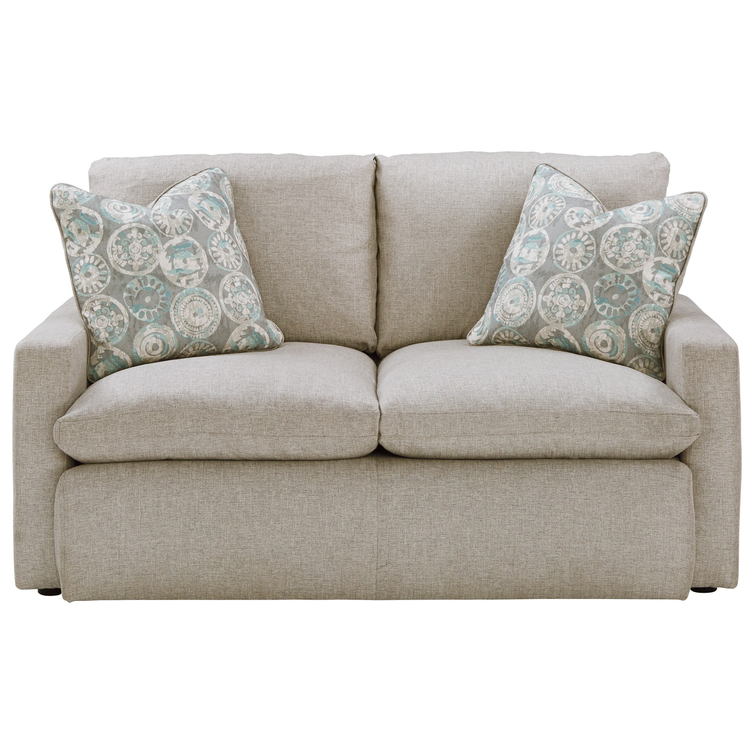 Benchcraft Melilla Loveseat - Item Number: 2830235