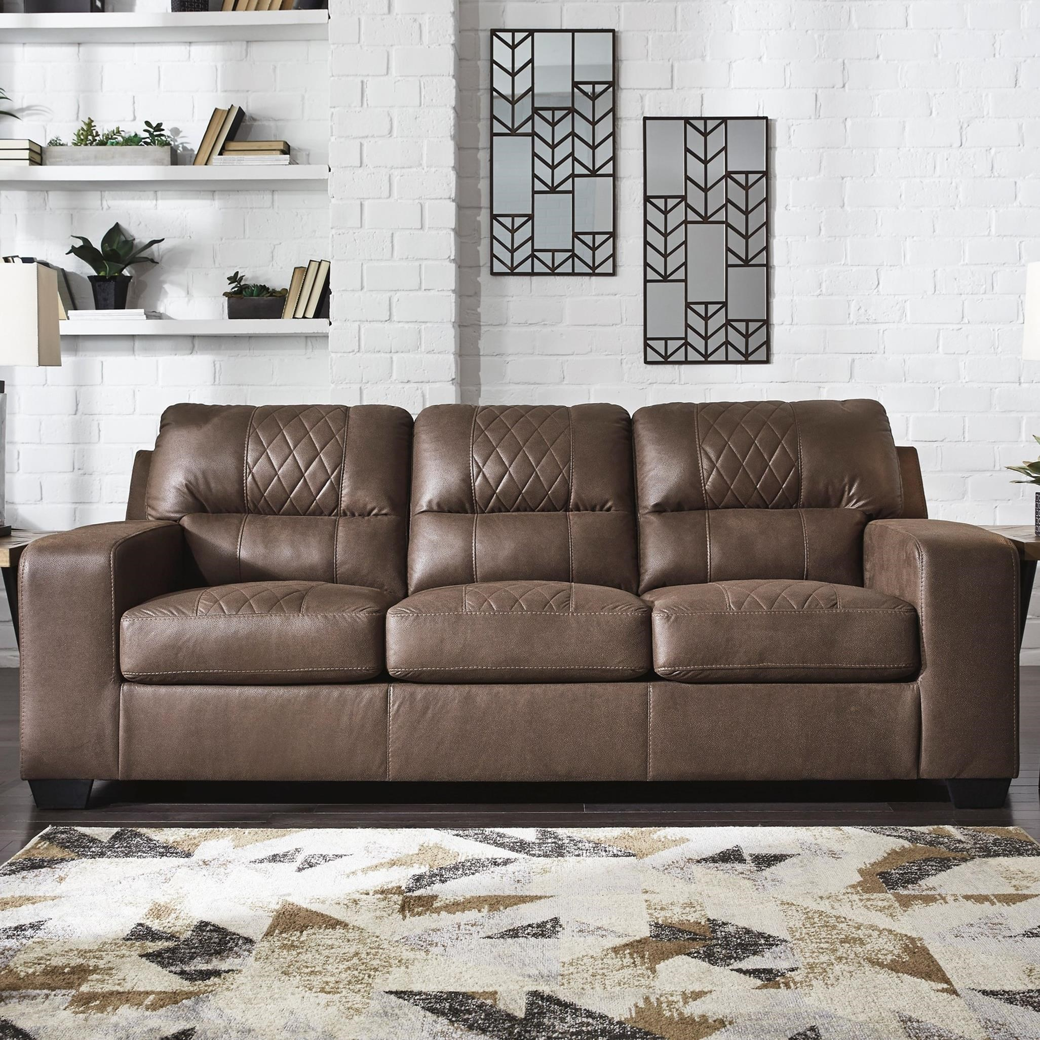 Narzole Sofa by Benchcraft at Lindy's Furniture Company
