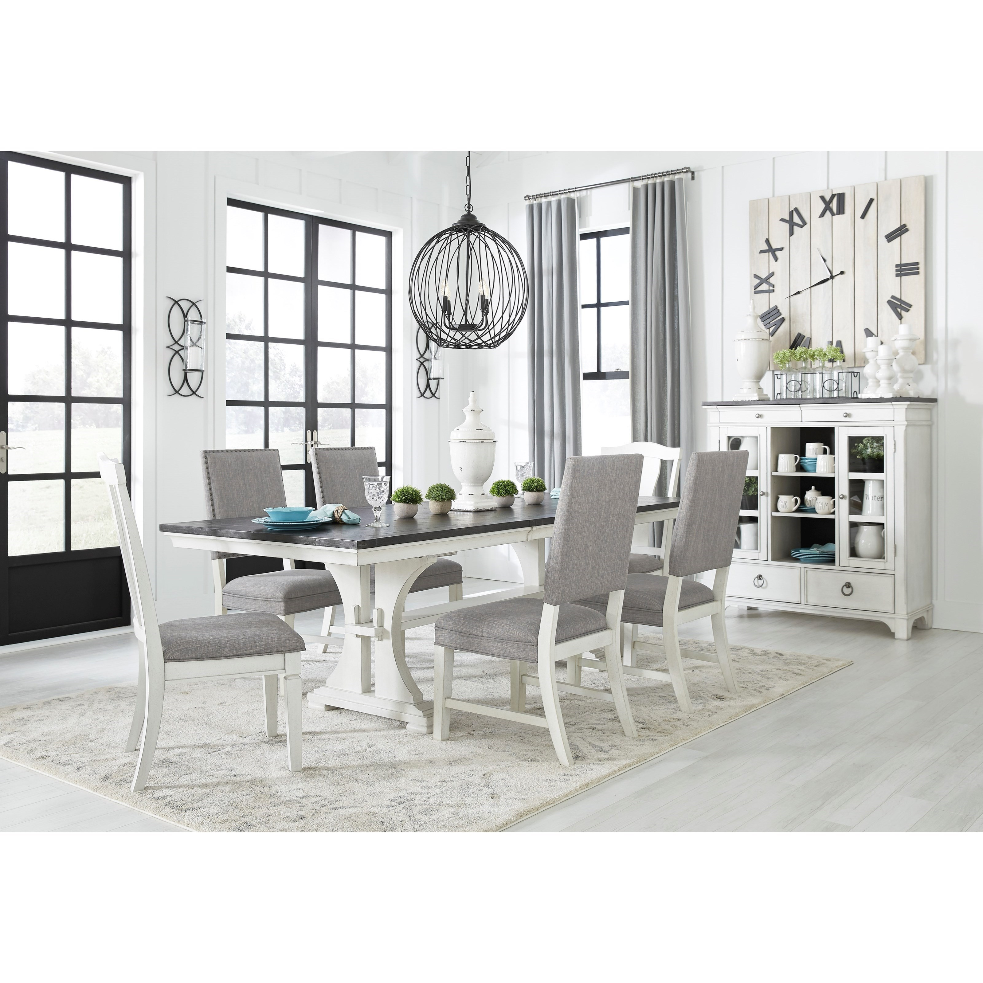 Nashbryn Dining Room Group by Benchcraft at Value City Furniture