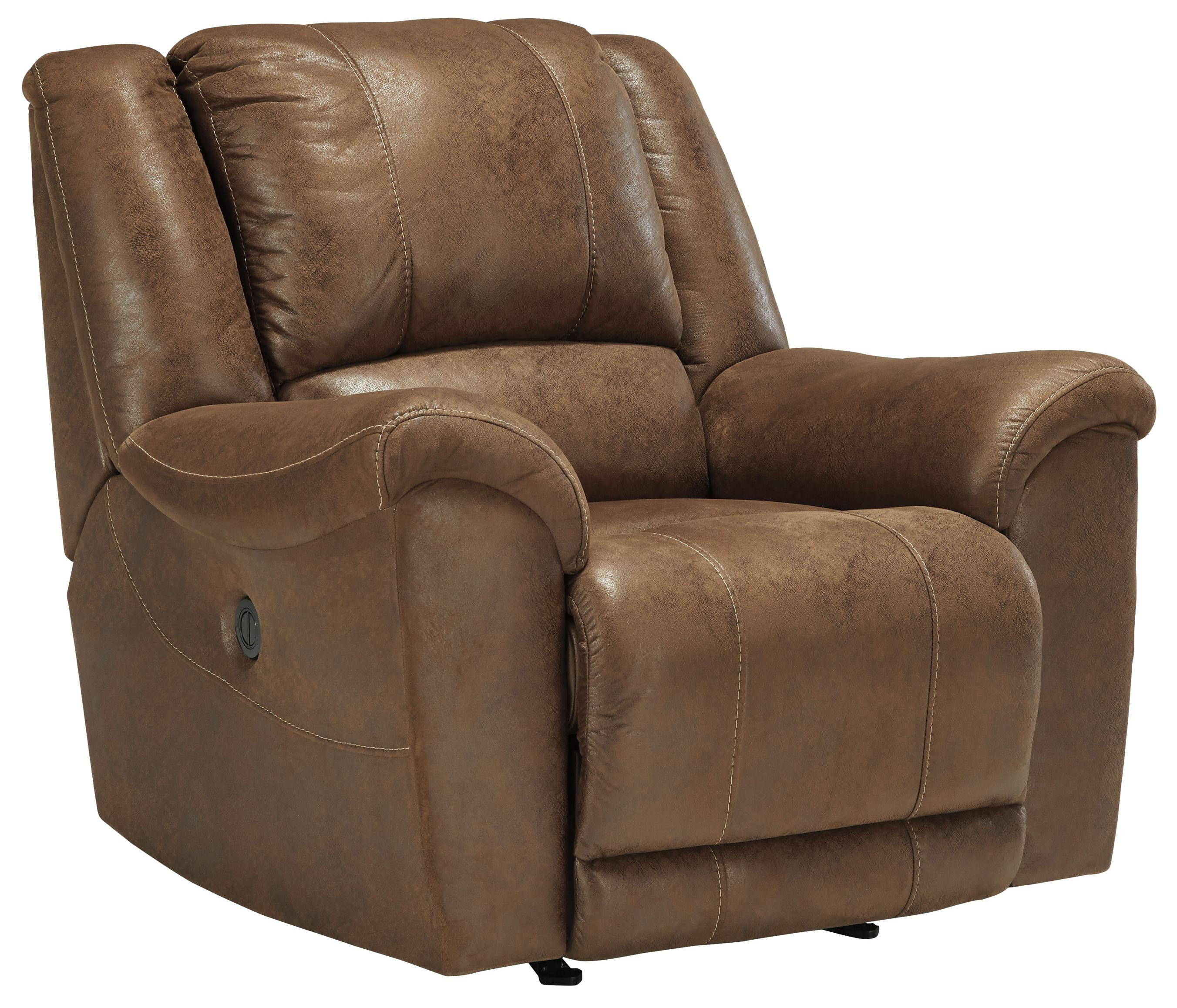 Benchcraft Niarobi Rocker Recliner - Item Number: 4060125