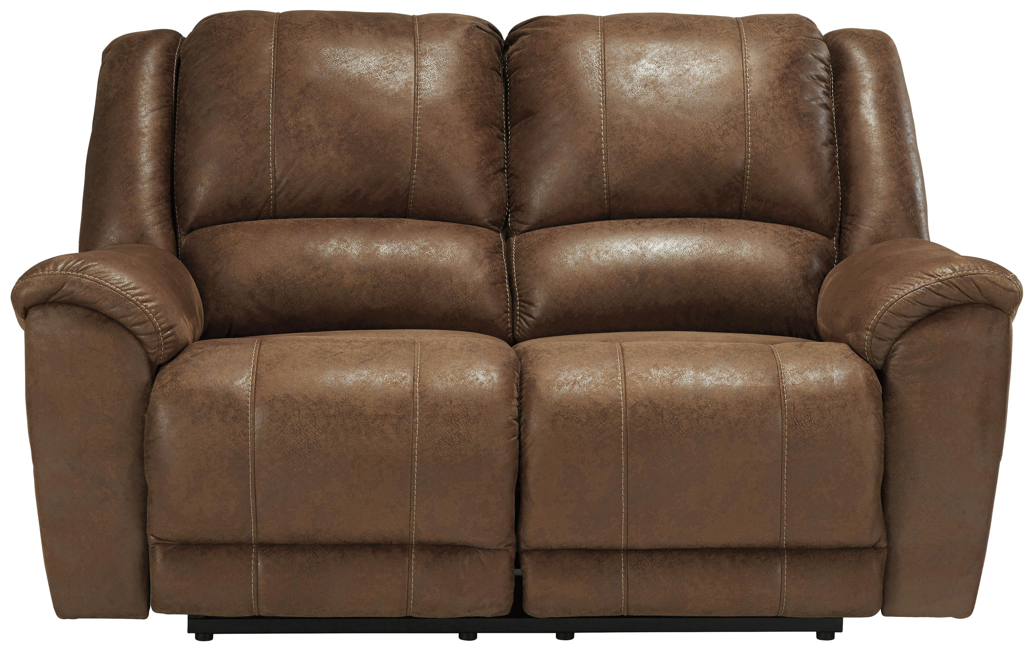 Benchcraft Niarobi Reclining Loveseat - Item Number: 4060186