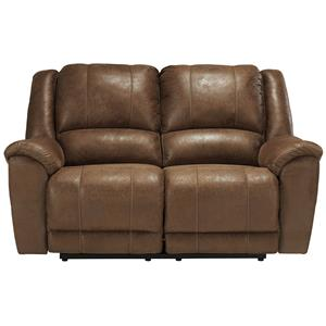 Ashley Niarobi Reclining Loveseat