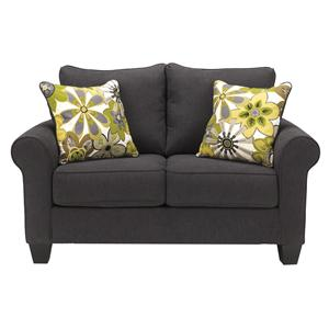 Benchcraft Nolana - Charcoal Loveseat