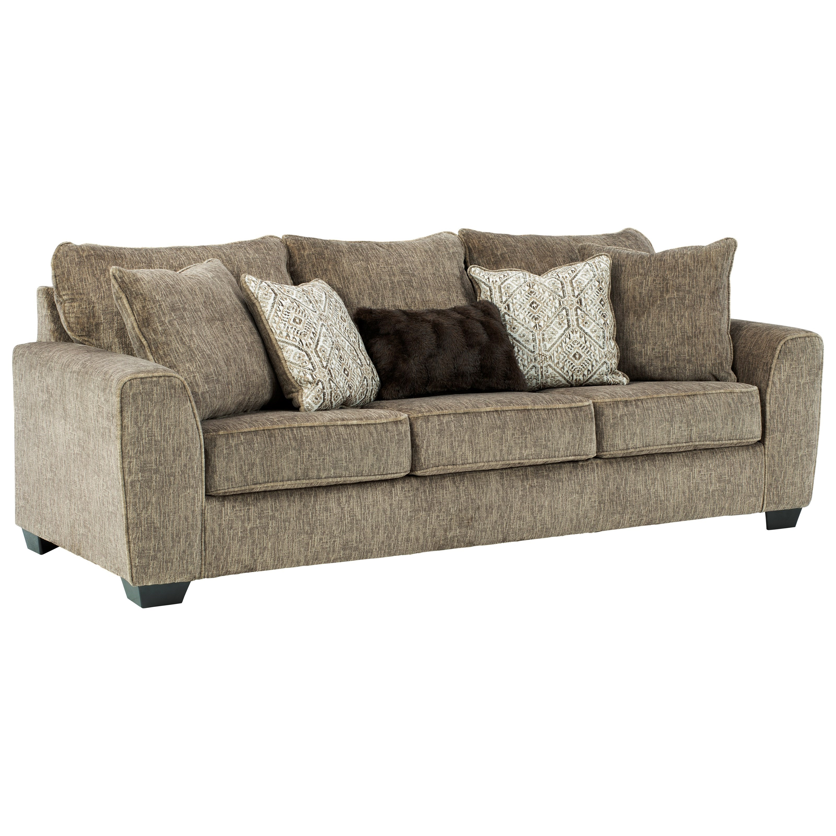 Olin Sofa by Benchcraft at Beck's Furniture