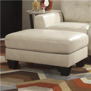 Ashley Paulie DuraBlend® - Taupe Ottoman
