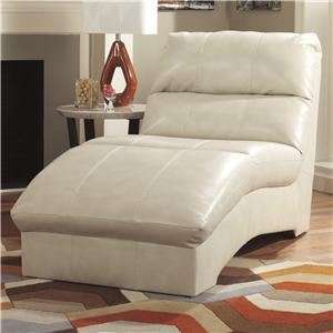 Ashley Paulie DuraBlend® - Taupe Chaise