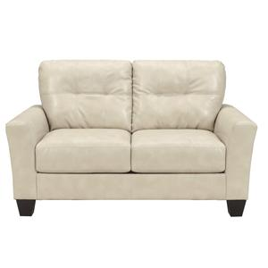 Ashley Paulie DuraBlend® - Taupe Loveseat