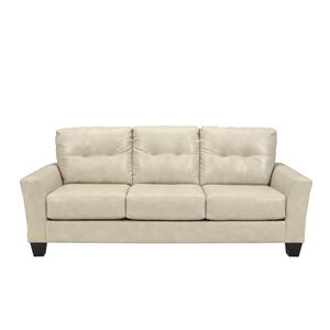 Benchcraft Paulie DuraBlend® - Taupe Sofa