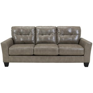 Ashley Paulie DuraBlend® - Quarry Sofa