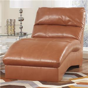 Ashley Paulie DuraBlend® - Orange Chaise