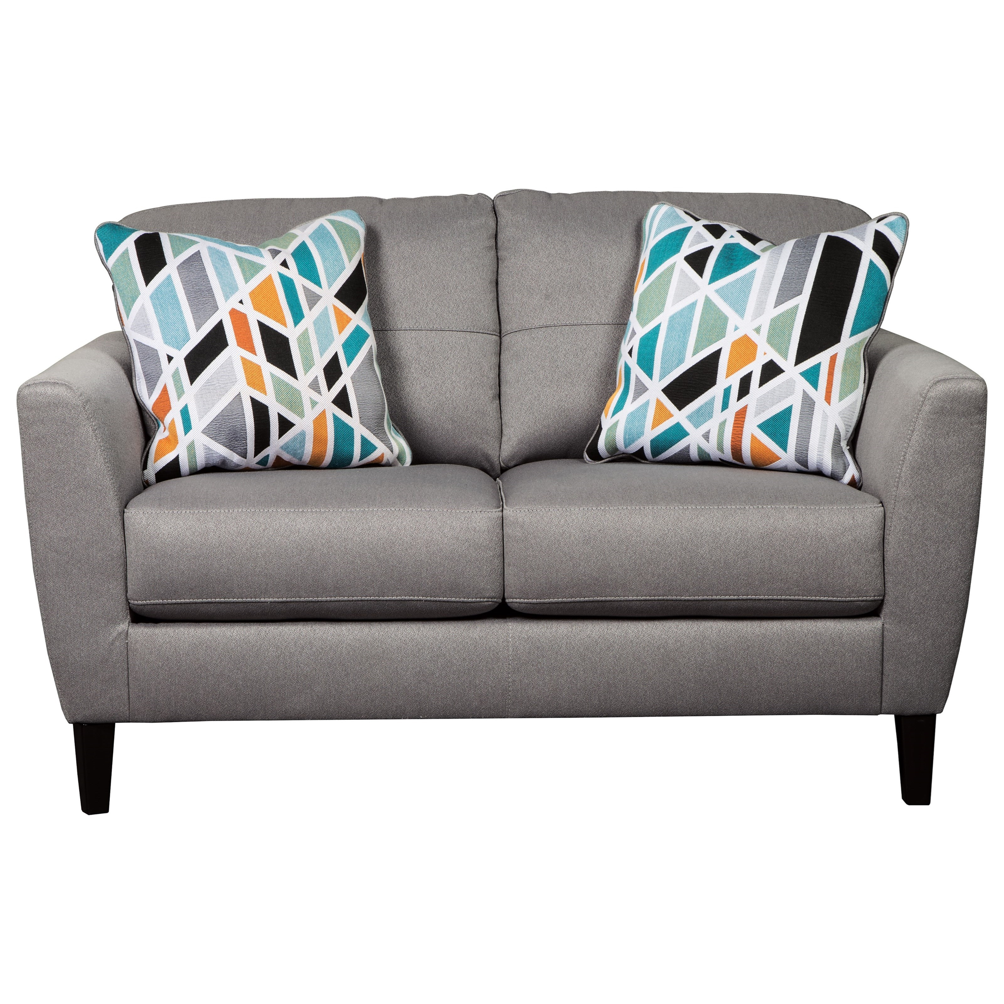Benchcraft Pelsor Contemporary Loveseat Michael 39 S Furniture Warehouse Love Seats