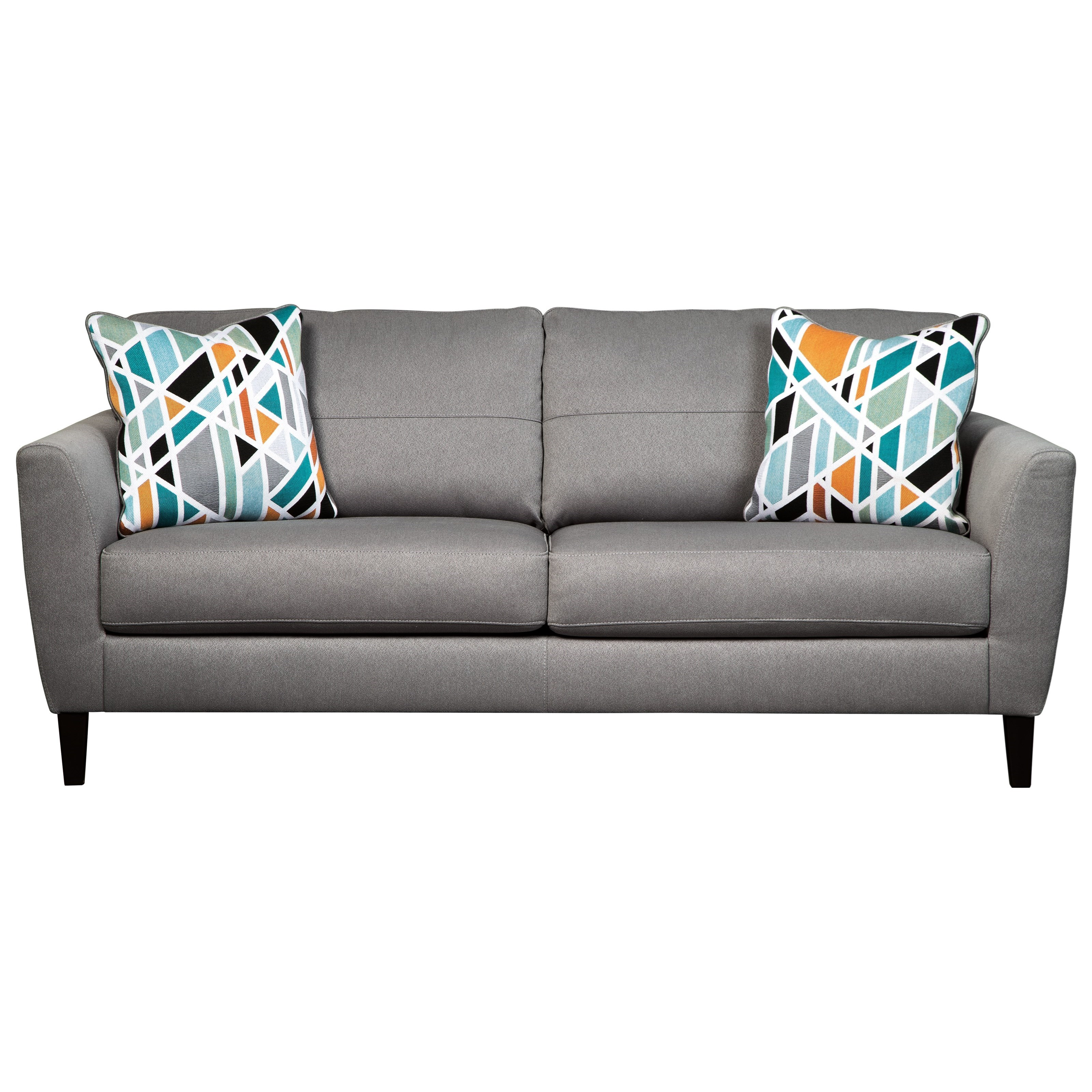 Benchcraft Pelsor Contemporary Sofa Miskelly Furniture Sofas