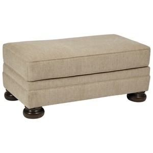 Ashley Quarry Hill Ottoman