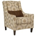 Ashley Quarry Hill Accent Chair - Item Number: 3870121