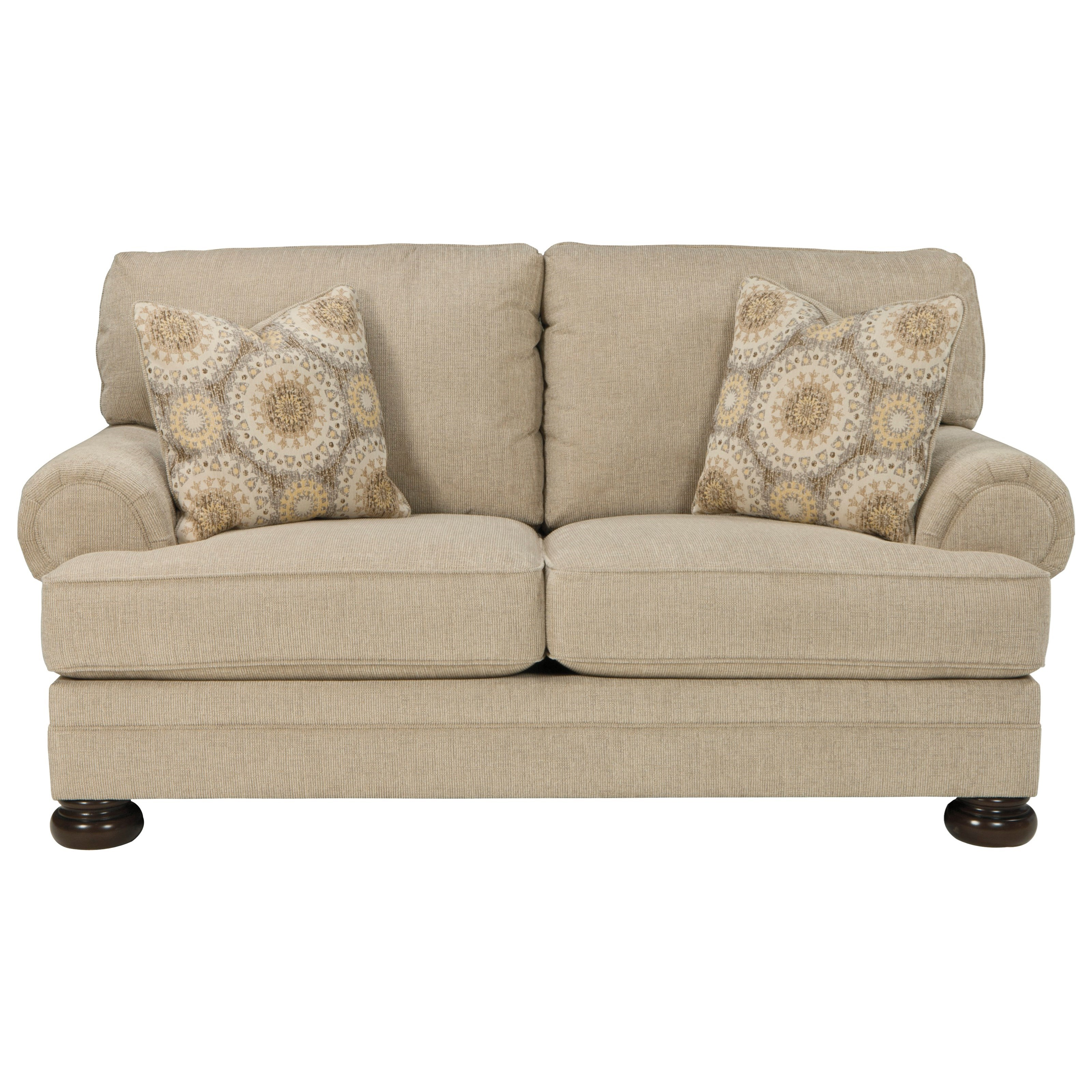 Benchcraft Quarry Hill Loveseat - Item Number: 3870135