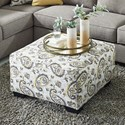 Benchcraft Renchen Oversized Accent Ottoman - Item Number: 4140408