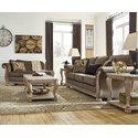 Benchcraft Richburg Living Room Group - Item Number: 23903 Living Room Group 2