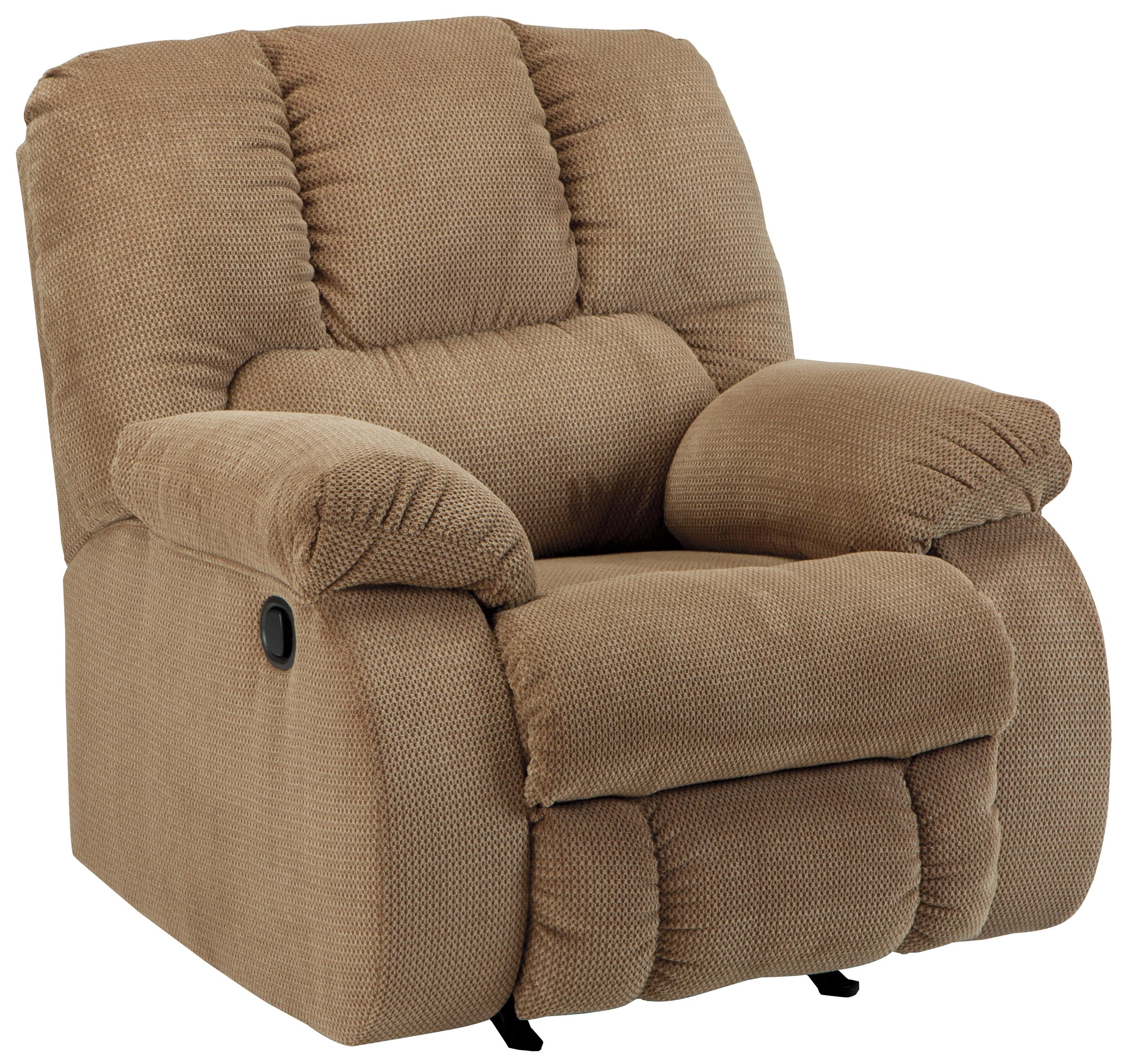 Benchcraft Roan Rocker Recliner - Item Number: 3860225