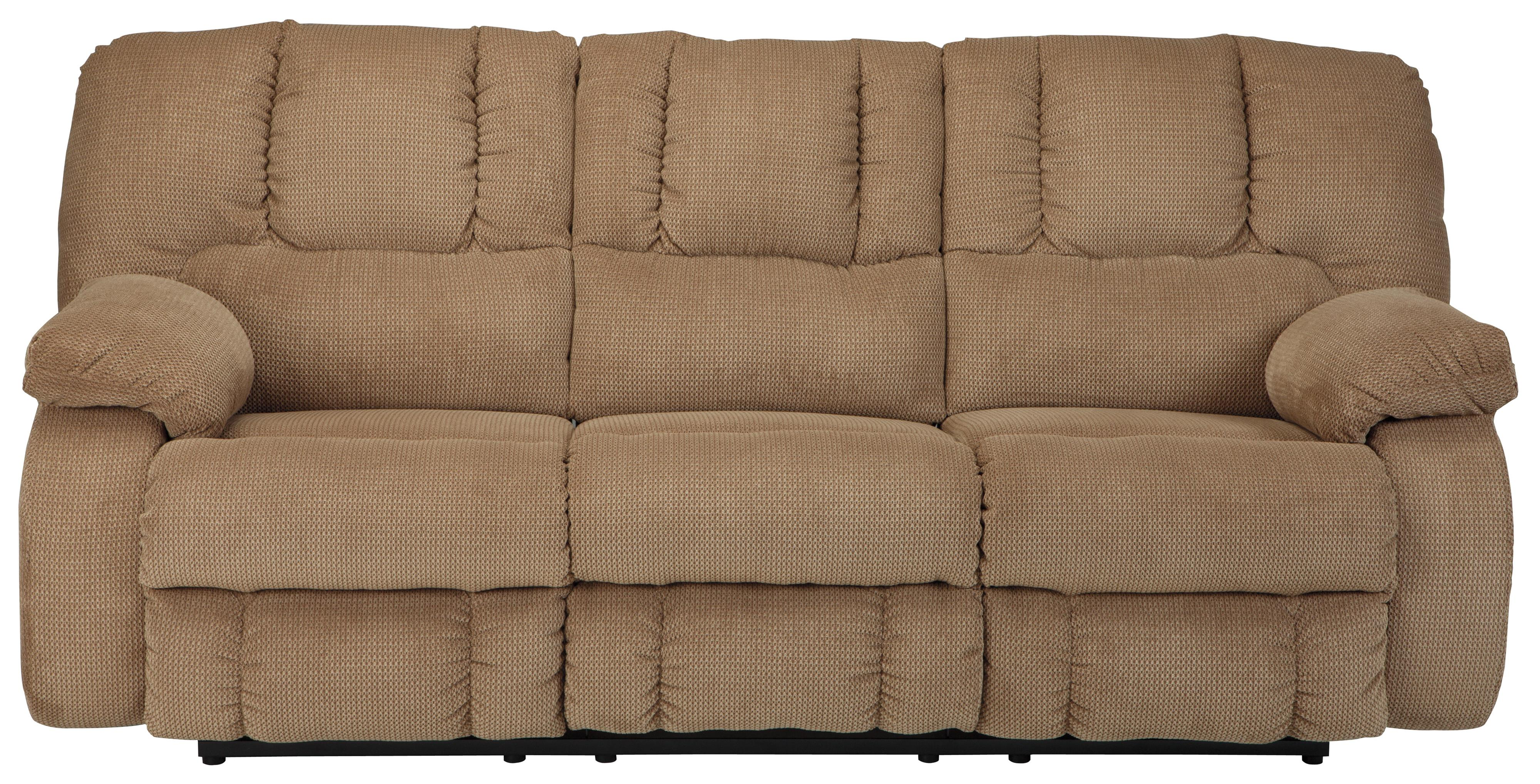Benchcraft Roan Reclining Sofa - Item Number: 3860288