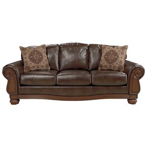Benchcraft Rodlann DuraBlend® Queen Sofa Sleeper