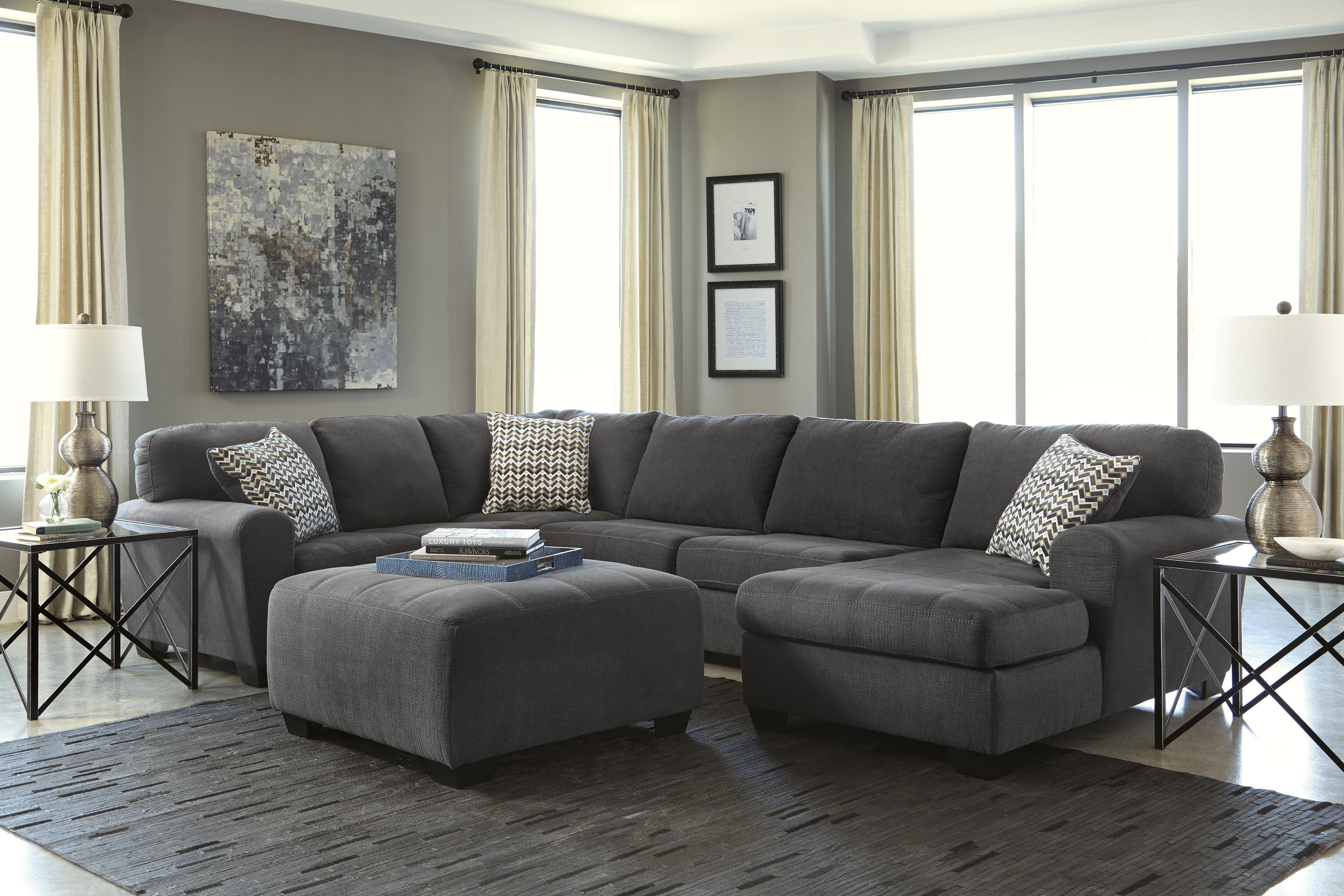 Benchcraft Sorenton Stationary Living Room Group - Item Number: 28600 Living Room Group 1