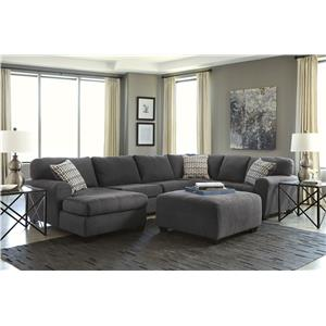 Benchcraft Sorenton Stationary Living Room Group