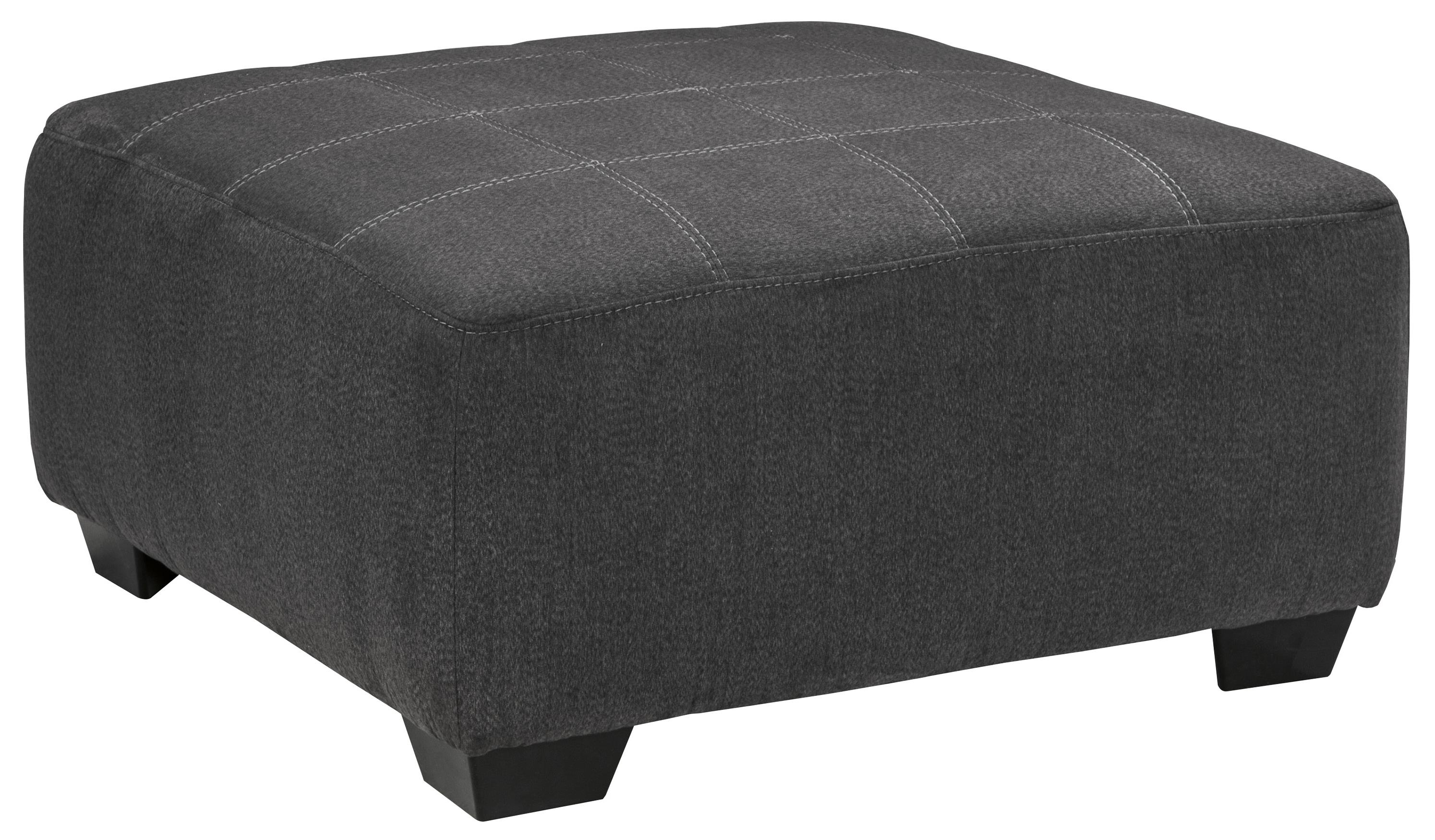 Benchcraft Sorenton Oversized Accent Ottoman - Item Number: 2860008
