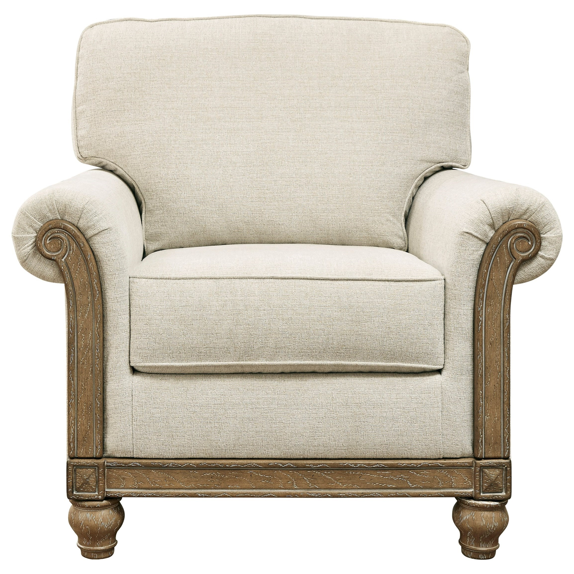 Stoneleigh  Upholstered Chair  by Benchcraft at Beck's Furniture