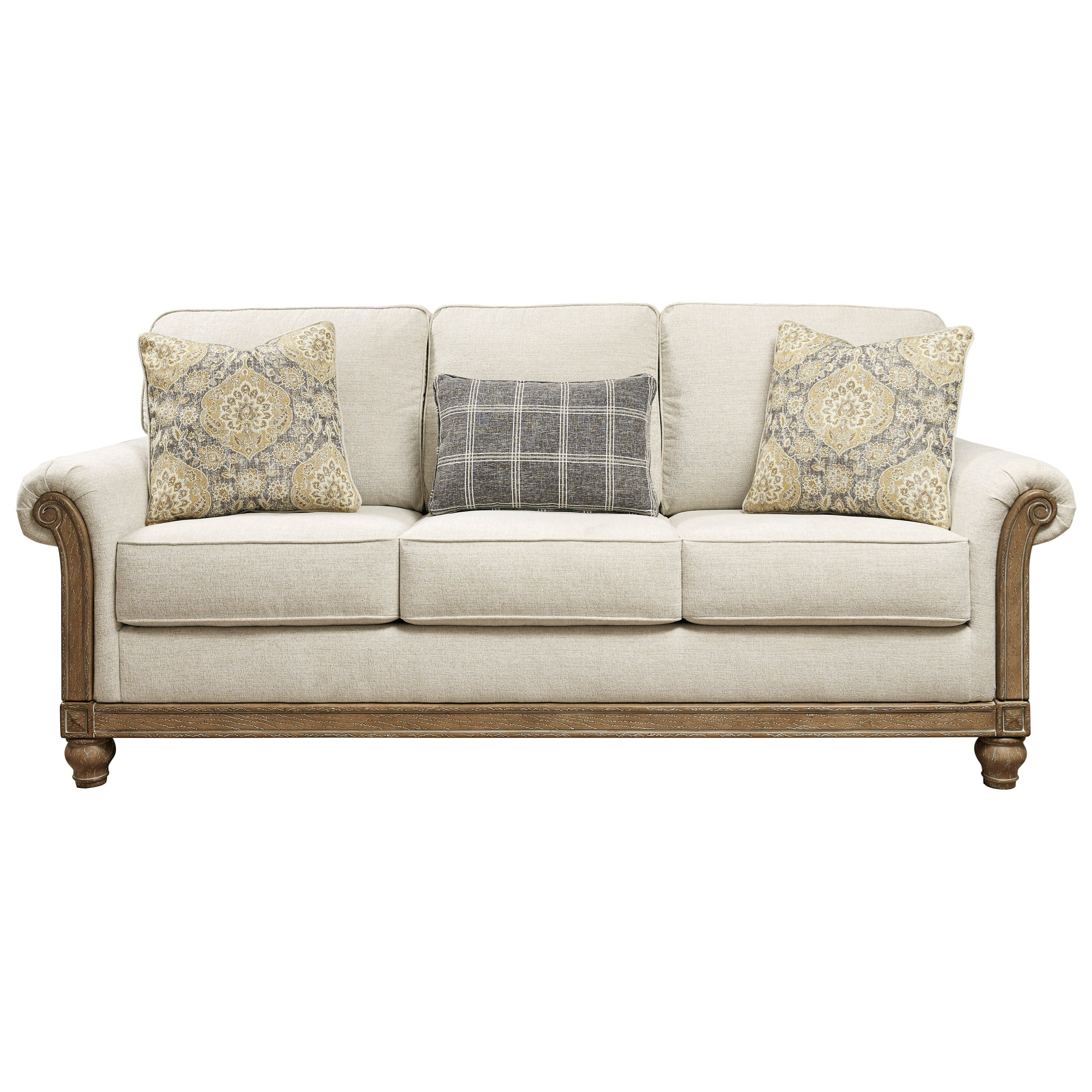 Stoneleigh  Sofa by Benchcraft at Zak's Warehouse Clearance Center