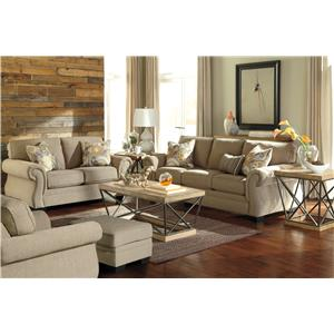 Ashley Tailya Stationary Living Room Group