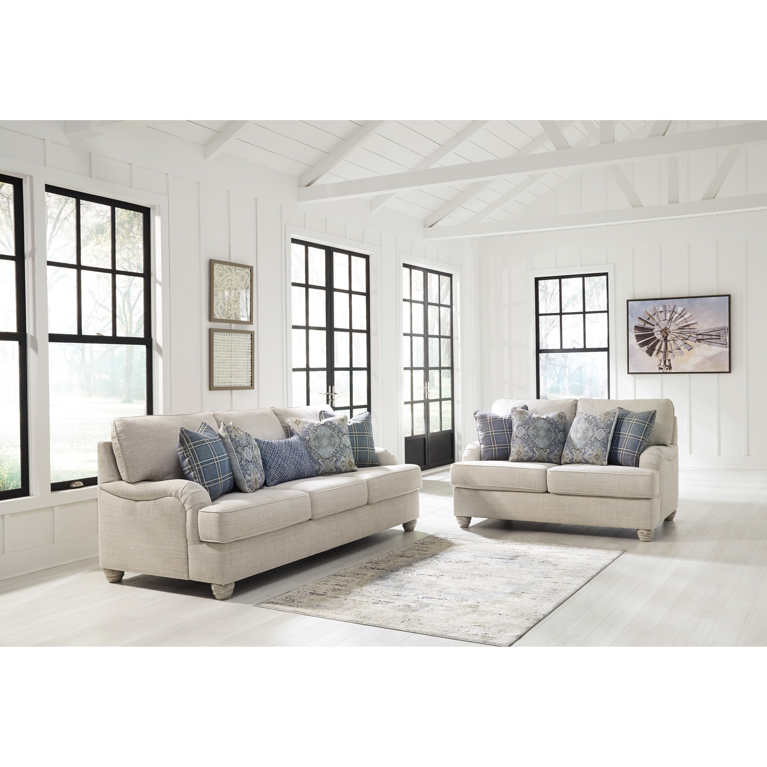 Traemore Stationary Living Room Group by Ashley at Godby Home Furnishings
