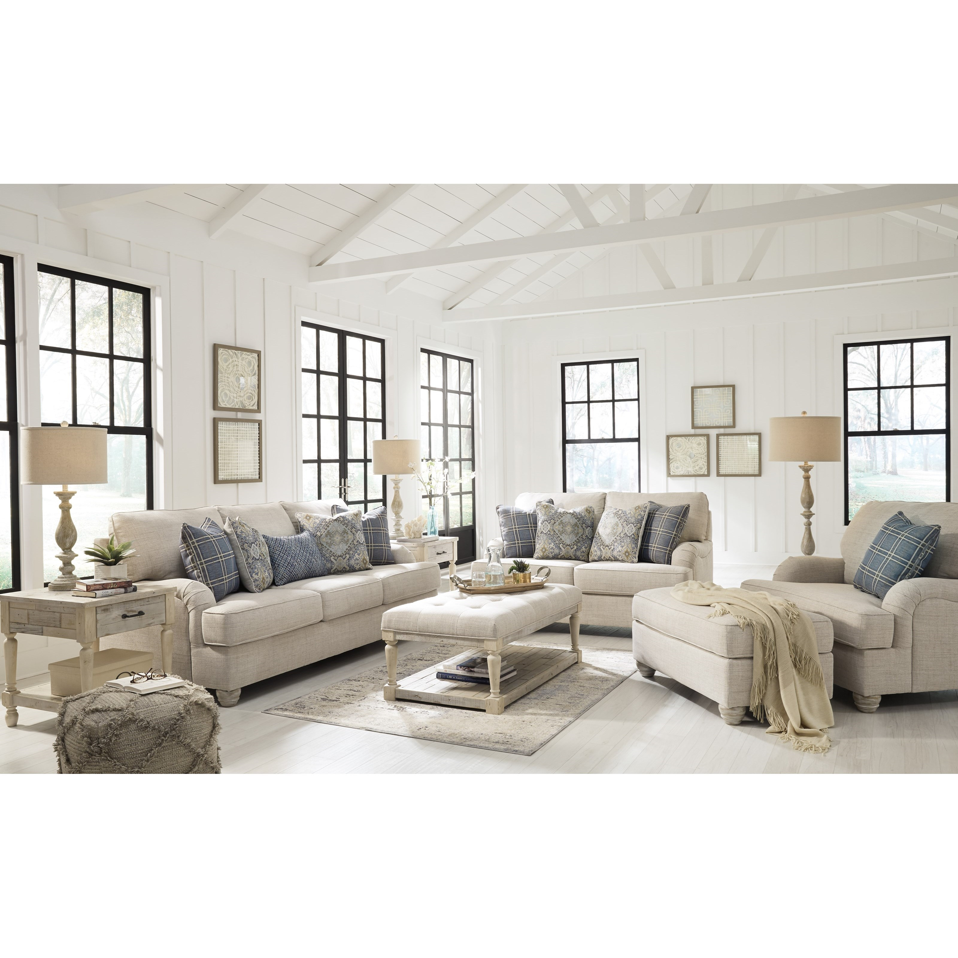 Benchcraft Traemore Stationary Living Room Group Value