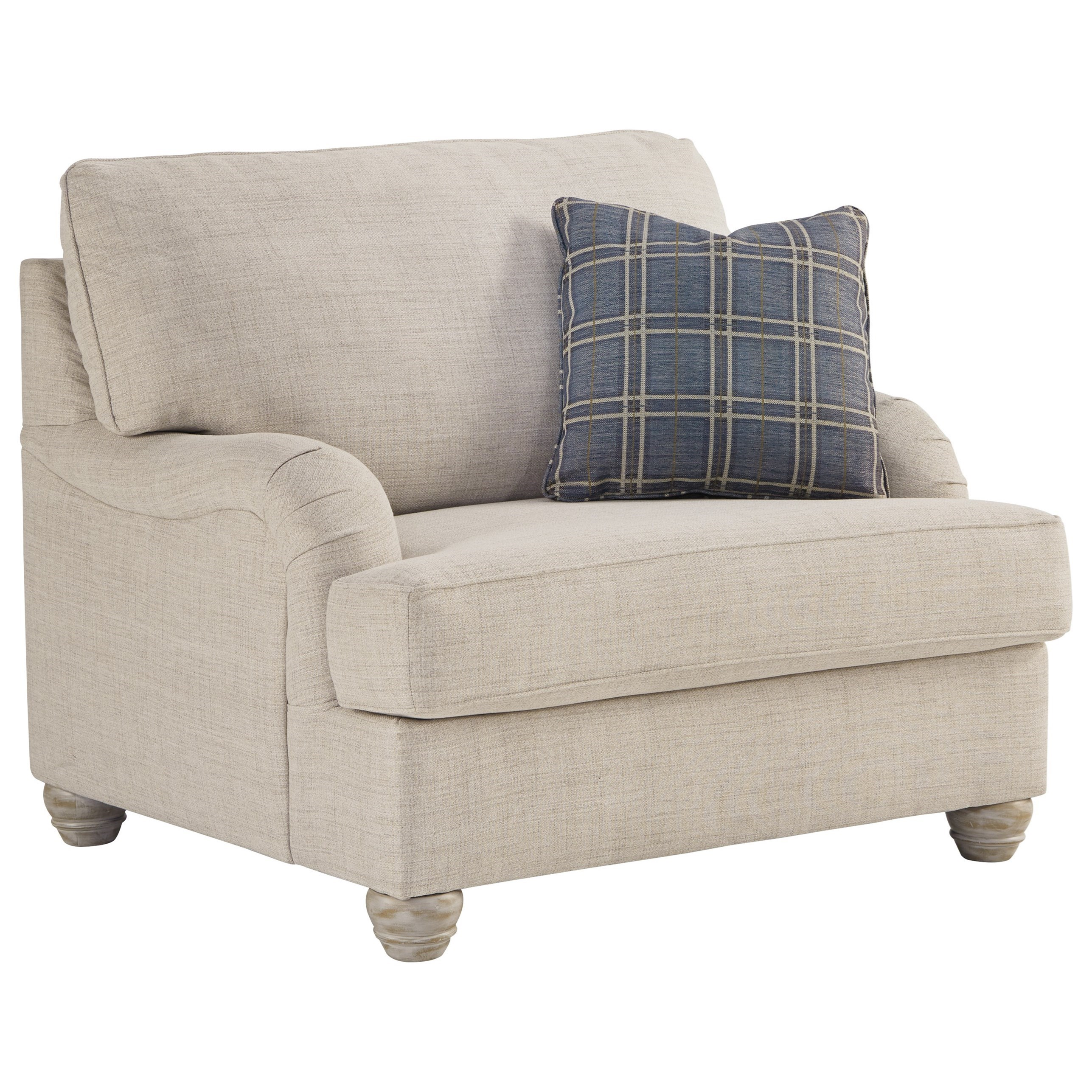 Benchcraft By Ashley Traemore Transitional Chair And A