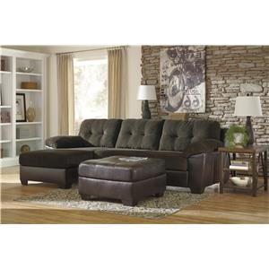 Benchcraft Vanleer Stationary Living Room Group