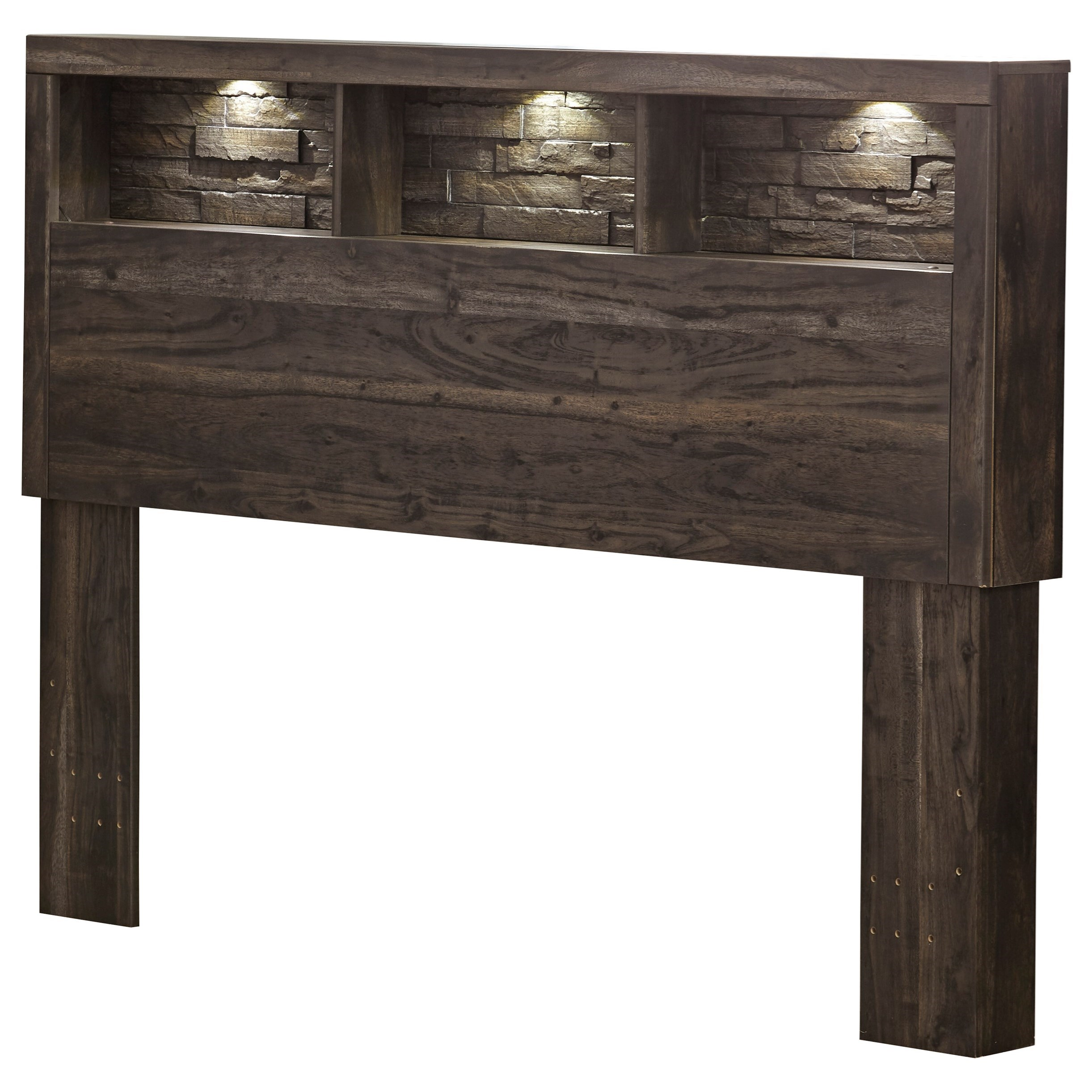 Vay Bay Queen Bookcase Headboard by Benchcraft at Value City Furniture