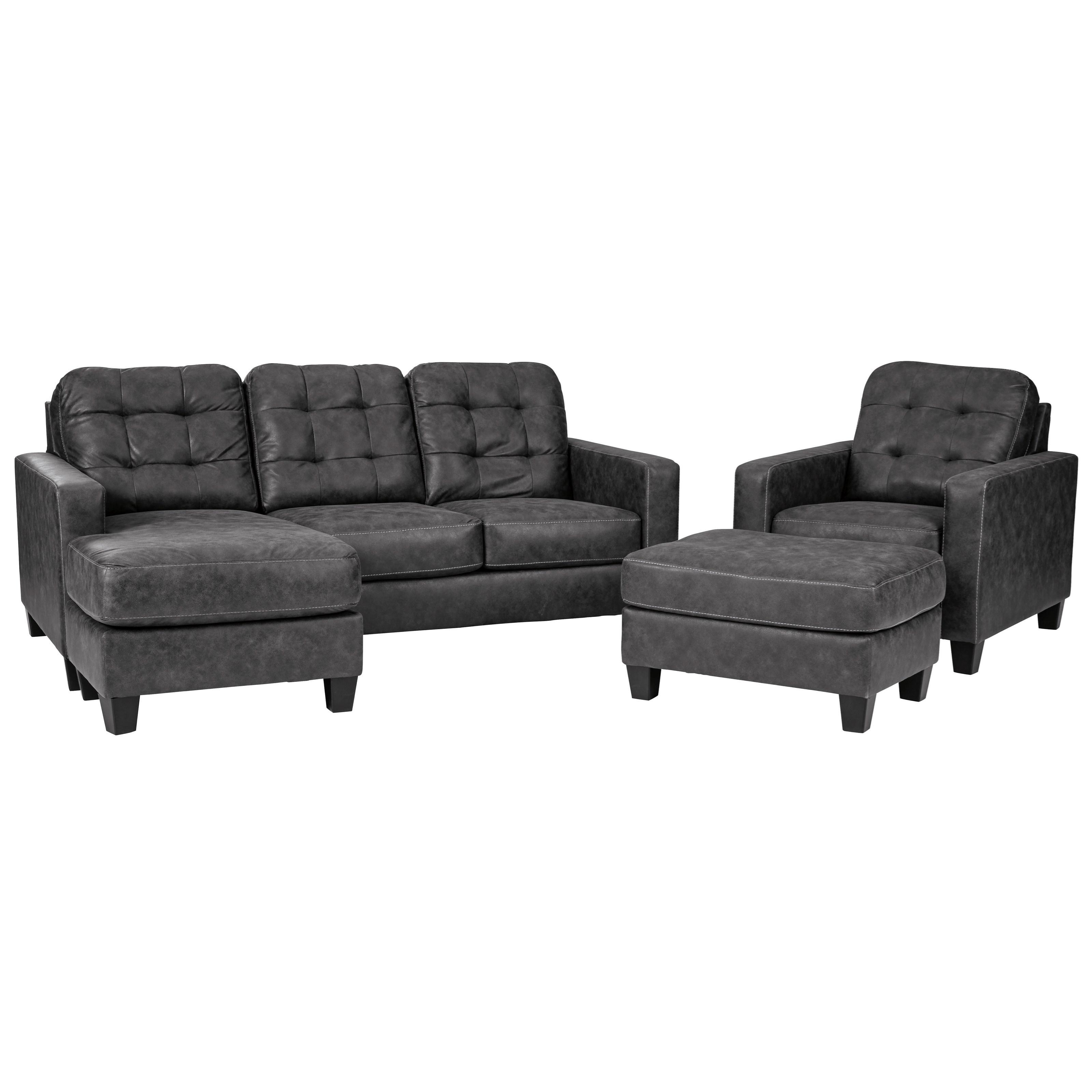 Venaldi Stationary Living Room Group by Benchcraft at Virginia Furniture Market
